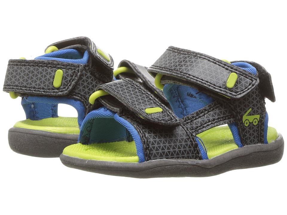 See Kai Run Kids Jetty II (Toddler) (Black) Boys Shoes