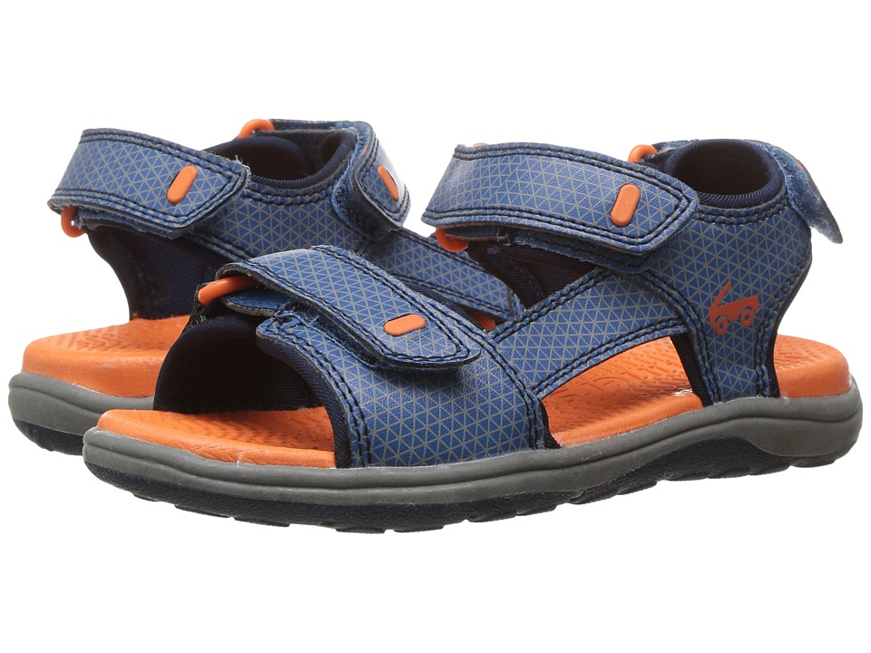 See Kai Run Kids Jetty II (Toddler/Little Kid) (Blue) Boys Shoes