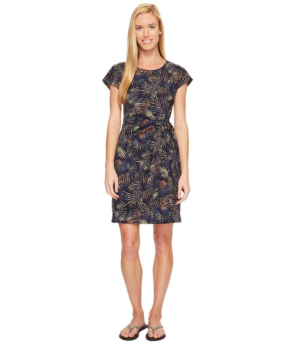 ExOfficio Salama Dress (Indigo) Women