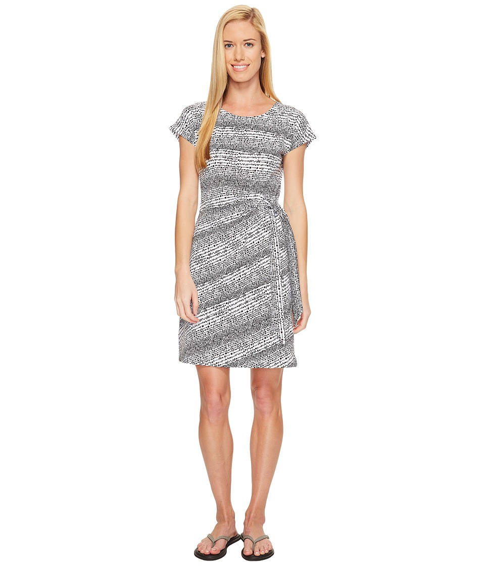 ExOfficio Salama Dress (Black/White) Women