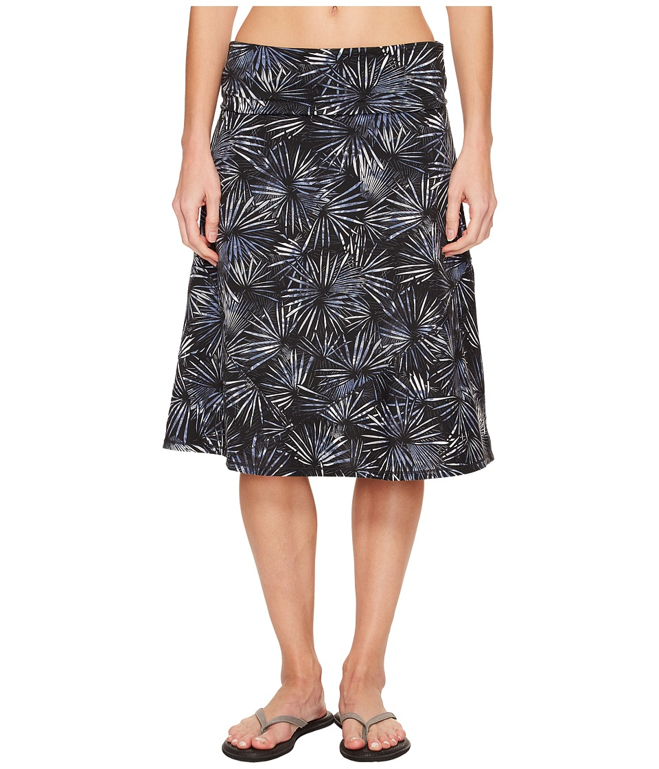 ExOfficio Wanderlux Convertible Skirt (Carbon) Women