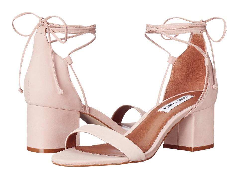 Steve Madden - Ivori (Pink Nubuck) Women's Sandals