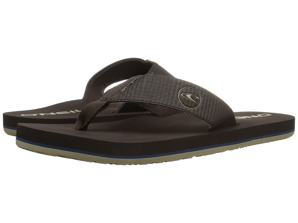 O'Neill - Breaker '17 (Brown) Men's Sandals