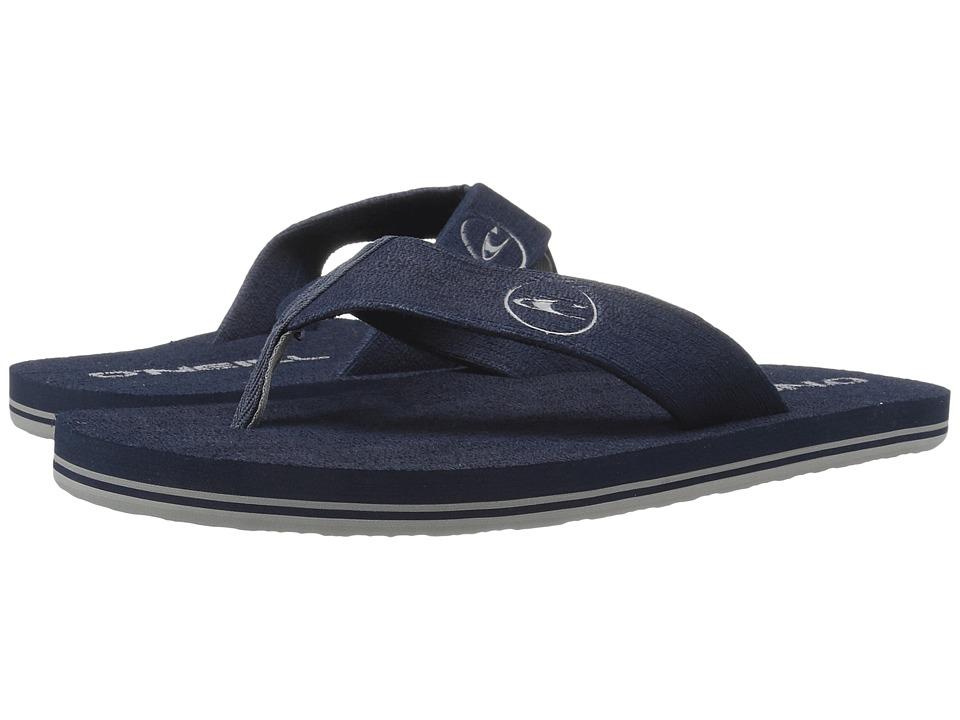 O'Neill - Phluff Daddy '17 (Navy) Men's Sandals