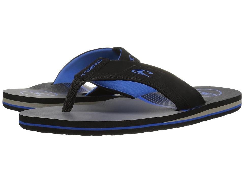 O'Neill - Imprint (Neon Blue) Men's Sandals