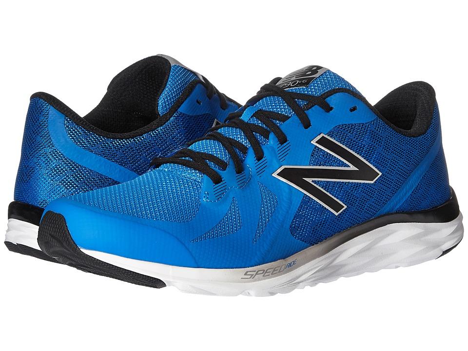 New Balance 790v6 (Electric Blue/Black/Hi-Lite) Men