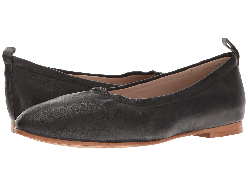 Clarks - Grace Mia (Black Leather) Women's Shoes