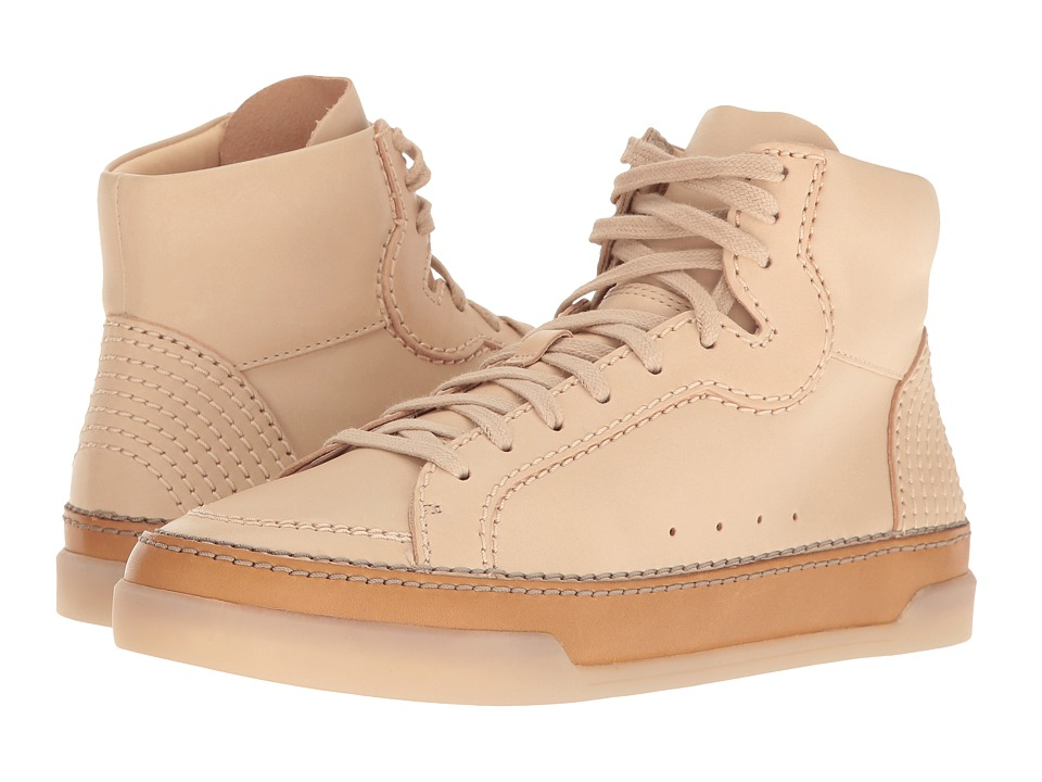 Clarks Hidi Haze (Nude Leather) Women