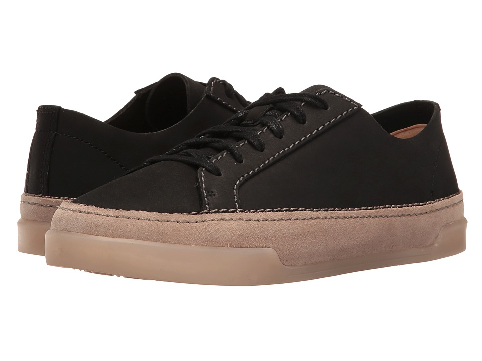 Clarks - Hidi Holly (Black Nubuck) Women's Shoes