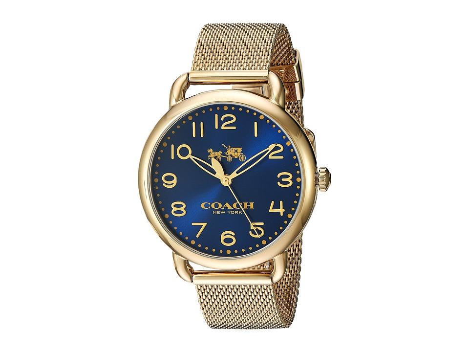 COACH - Delancey - 14502665 (Navy) Watches