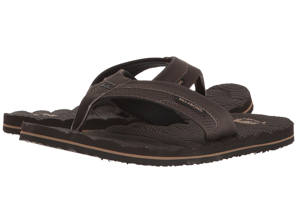 Billabong - Dunes Impact (Brown) Men's Sandals