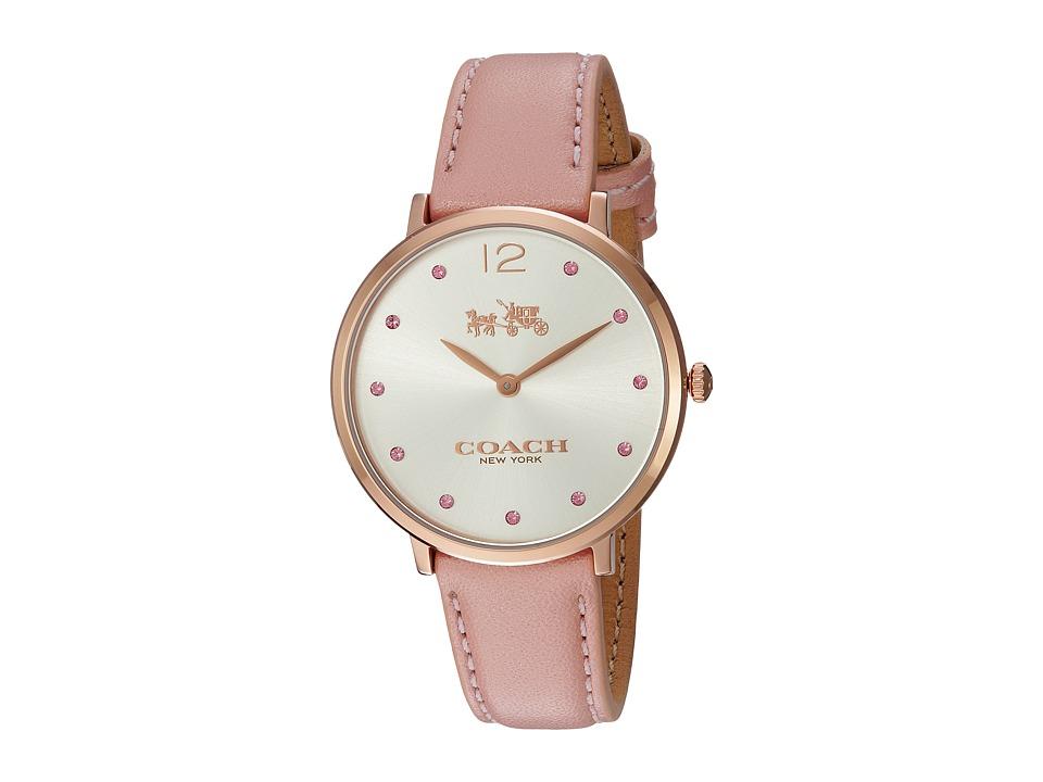 COACH - Slim Easton - 14502667 (Chalk) Watches