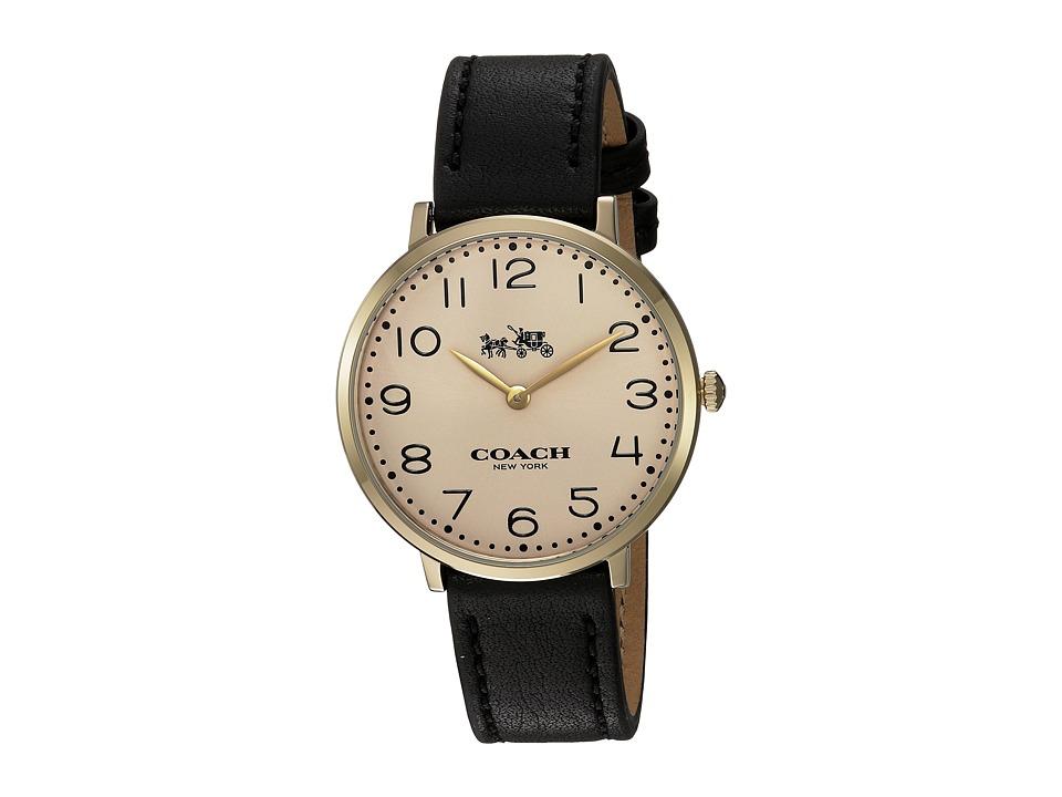 COACH - Slim Easton - 14502683 (Chalk) Watches