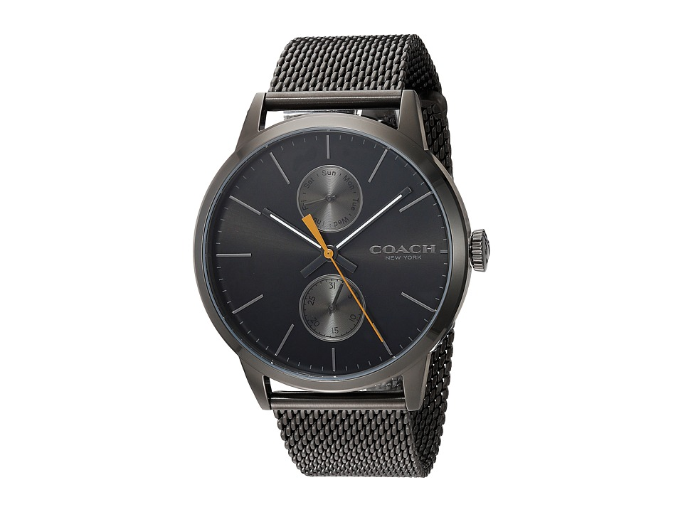 COACH - Metrolpolitan - 14602122 (Black) Watches