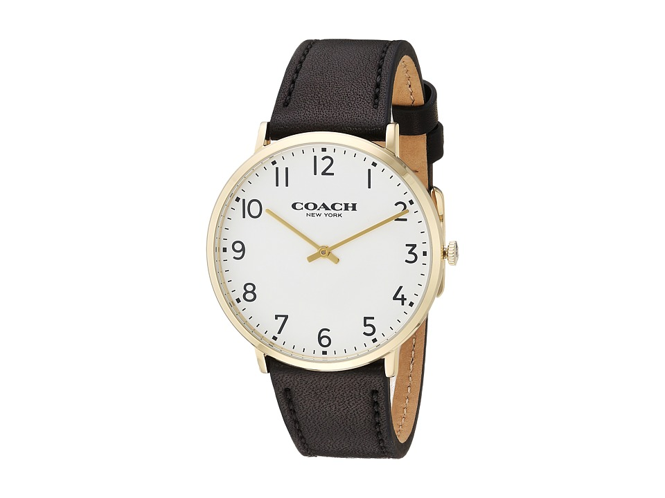 COACH - Slim Easton - 14602125 (White) Watches