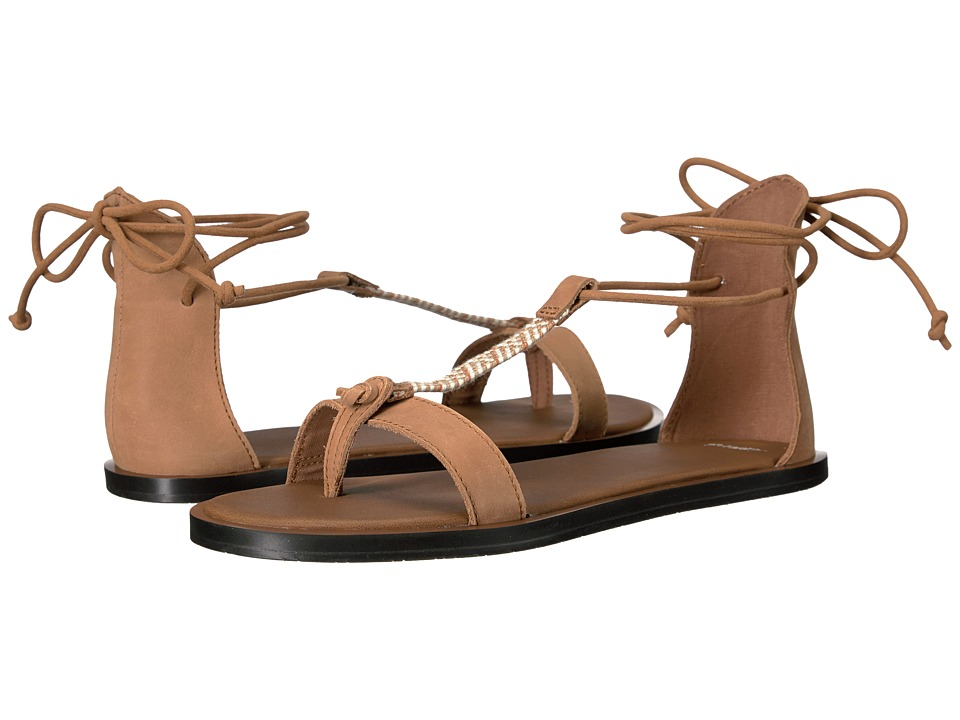 Sanuk - Yoga Tierra (Tobacco) Women's Sandals