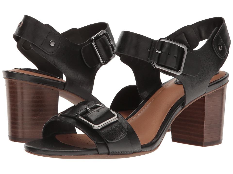 Clarks Ralene Dazzle (Black Leather) Women