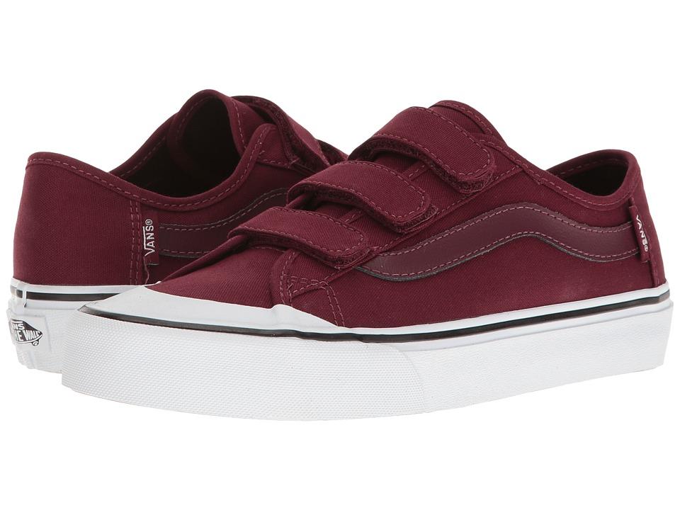 Vans - Black Ball V (Port Royale) Men's Shoes