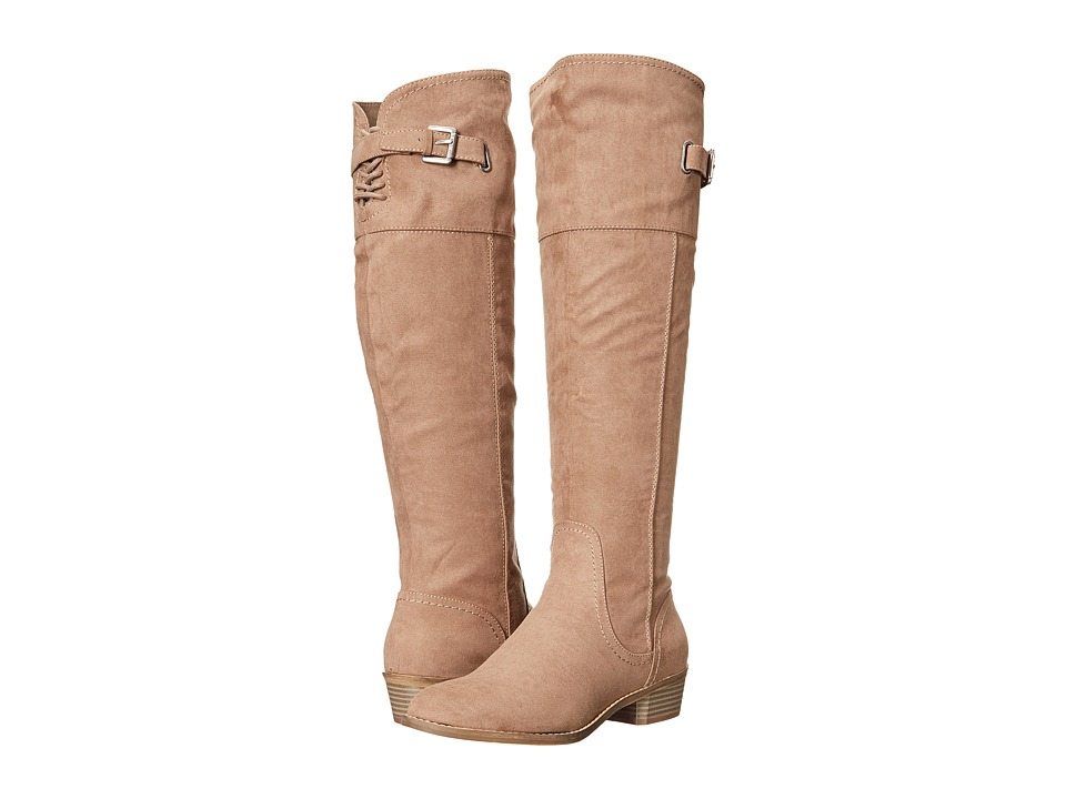 G by GUESS Aikon (Taupe) Women