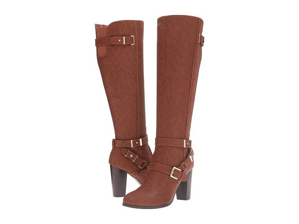 G by GUESS - Cody (Luggage) Women's Boots