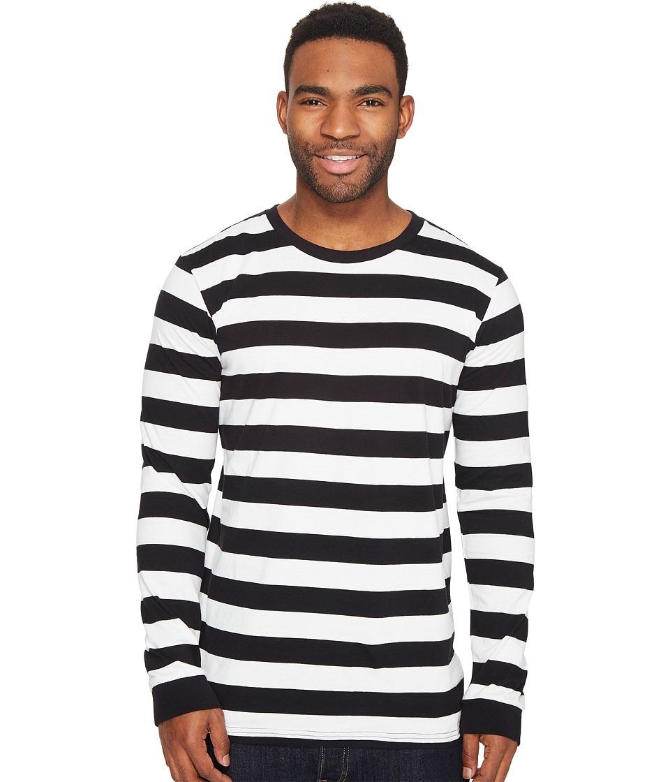 Globe - Dion Longbeach Tee (Black) Men's Long Sleeve Pullover
