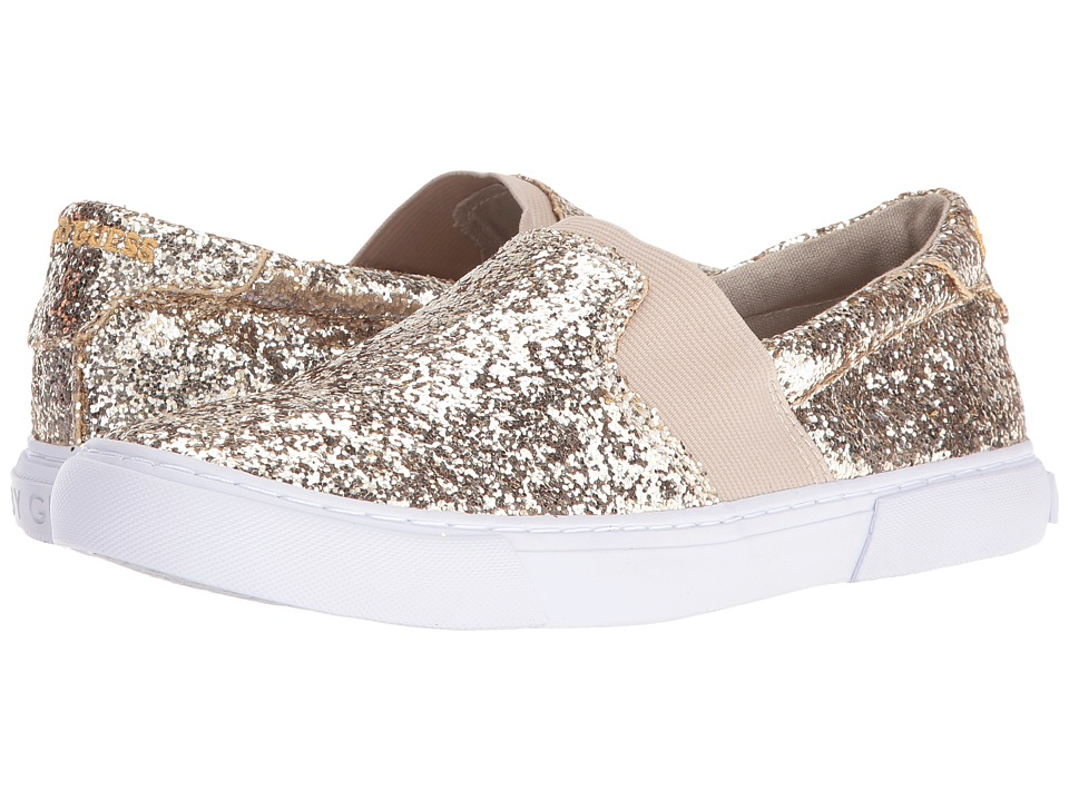 G by GUESS - Cruise (Gold Glitter) Women's Shoes