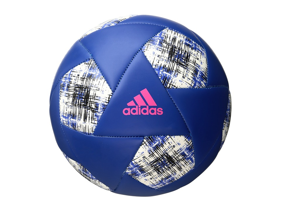 adidas - X Glider (Blue/Shock Pink/White) Athletic Sports Equipment