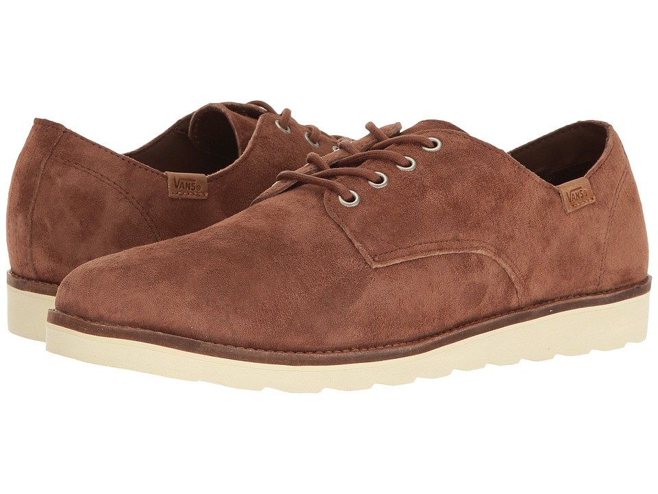 Vans - Desert Point ((Suede) Dachshund) Men's Shoes