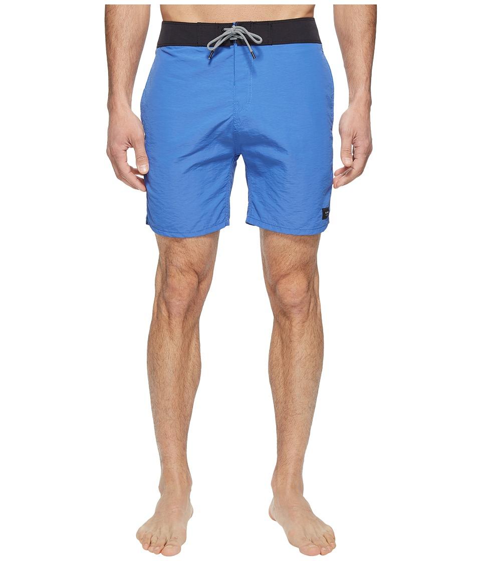 Globe - Dana 18 Boardshorts (Malibu) Men's Swimwear