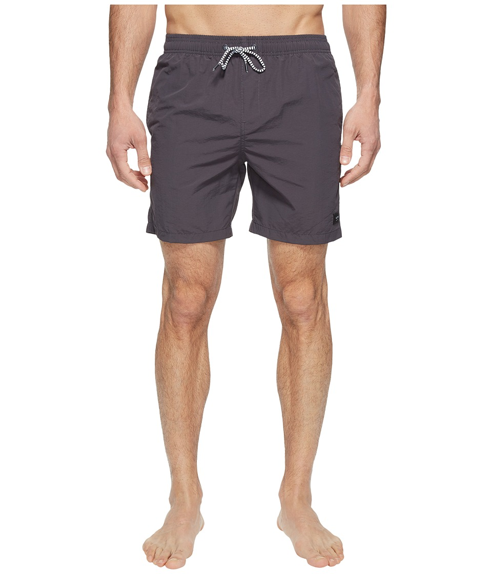 Globe - Dana V 16.5 Poolshorts (Dark Grey) Men's Swimwear