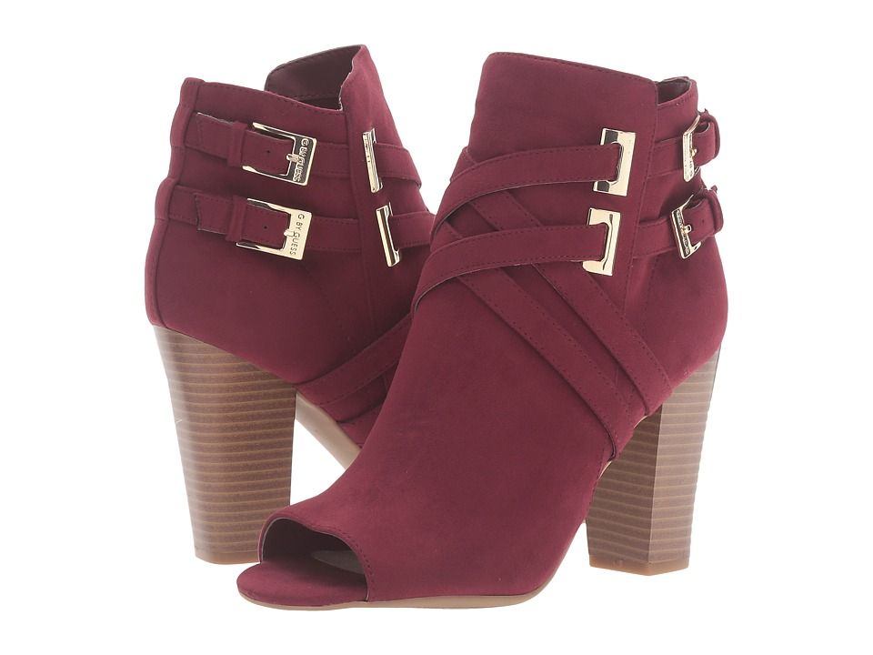 G by GUESS Jackson2 (Deep Wine) Women