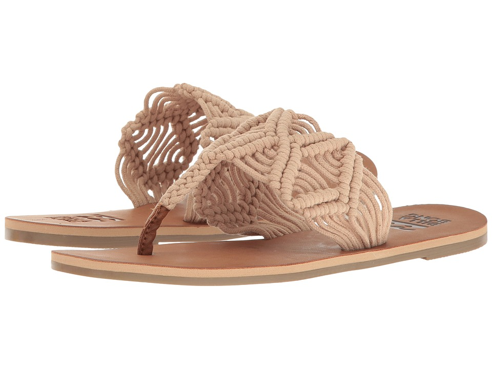 Billabong - Setting Free Sandal (Sweet Sands) Women's Toe Open Shoes