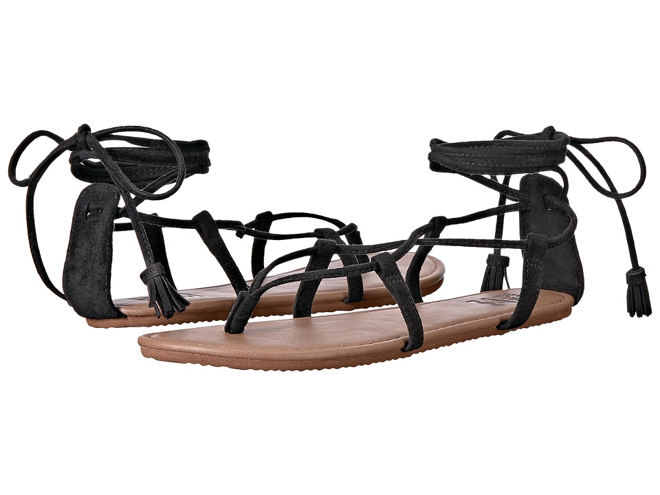 Billabong - Around the Sun Sandal (Black) Women's Sandals