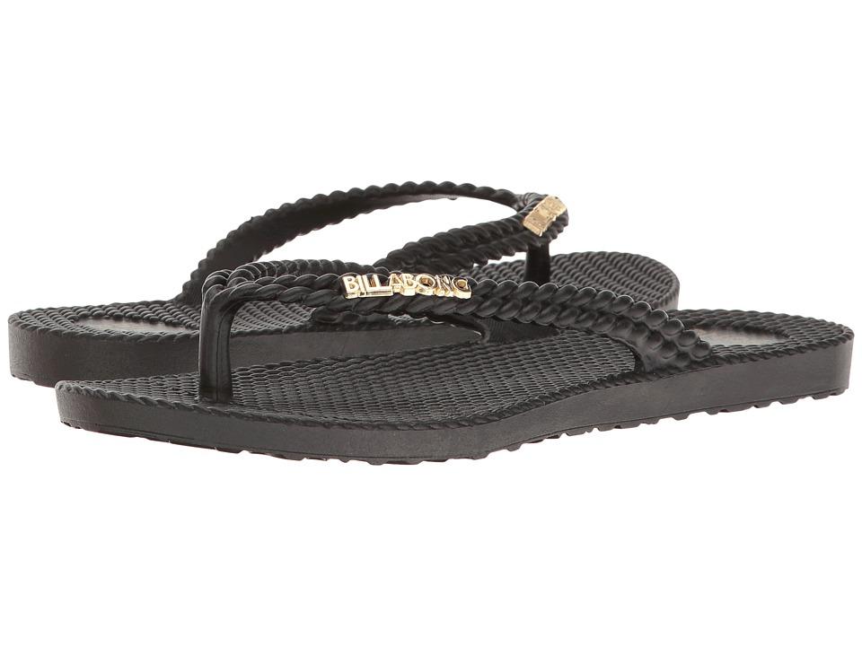 Billabong - Kick Back (Black) Women's Shoes
