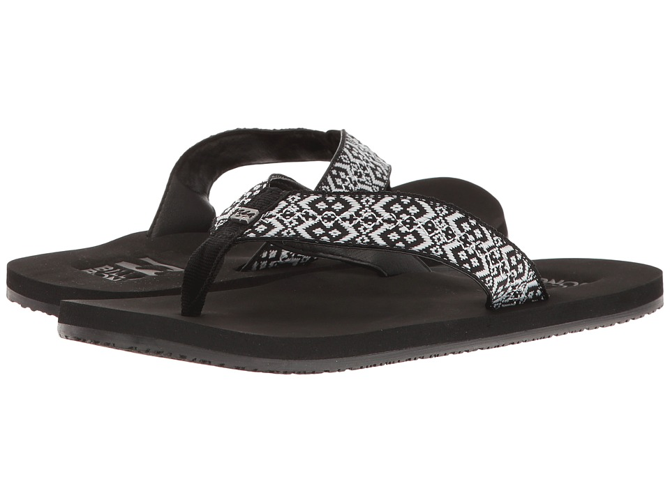 Billabong Baja (Black/White) Women