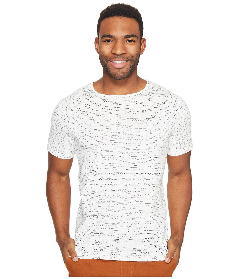 Globe - Rosco Tee (Off-White) Men's T Shirt