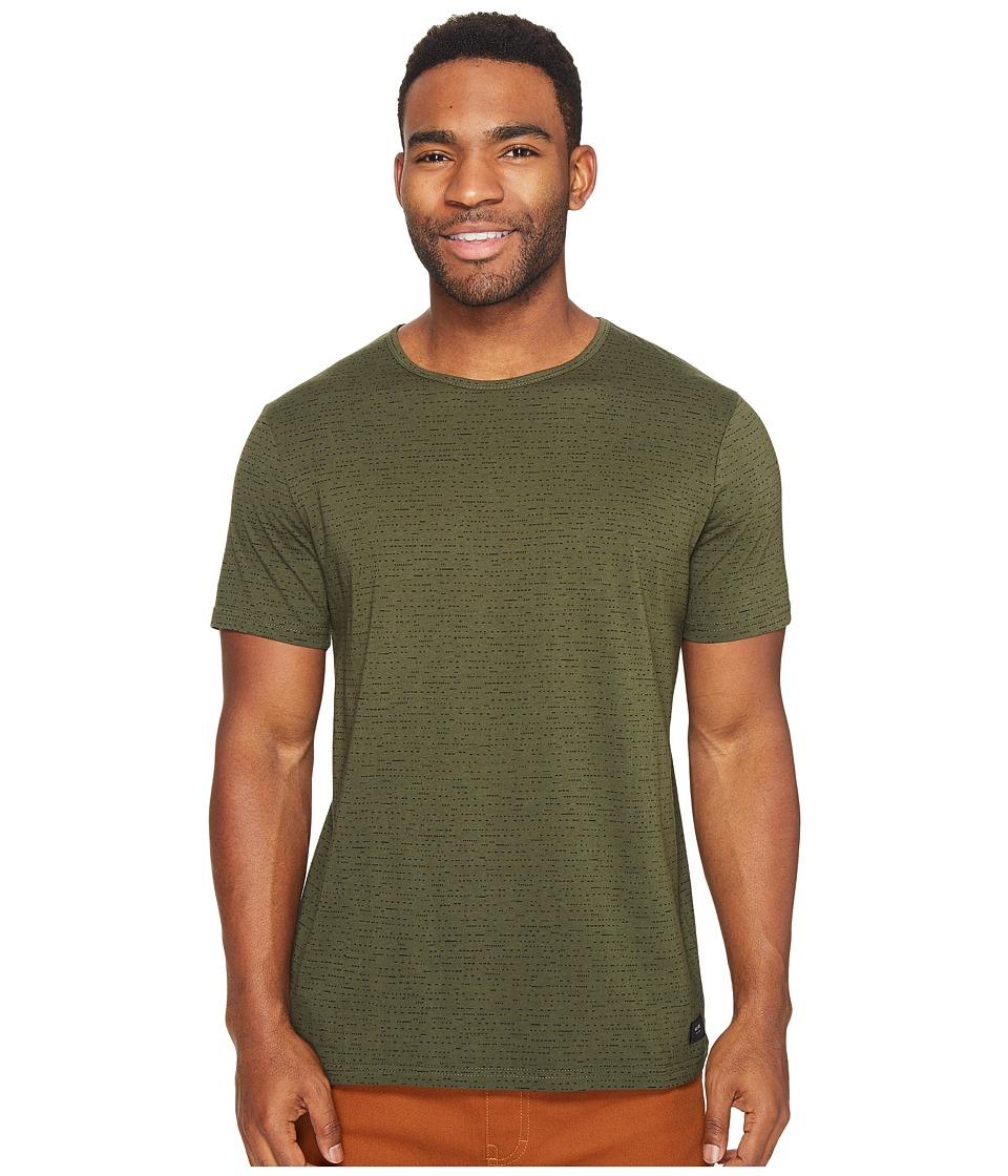 Globe - Rosco Tee (Army) Men's T Shirt