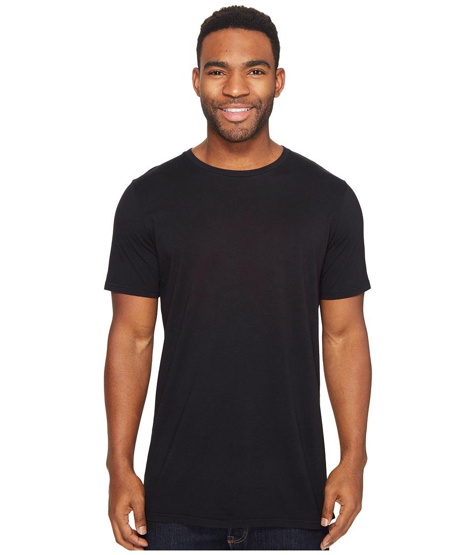 Globe - Goodstock Tall Tee (Black) Men's T Shirt