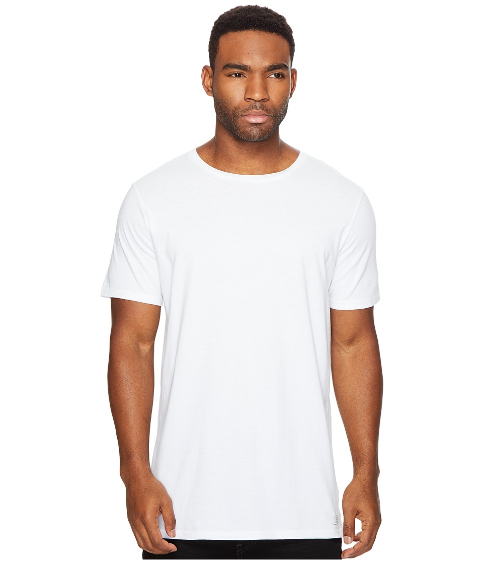 Globe - Goodstock Tall Tee (White) Men's T Shirt