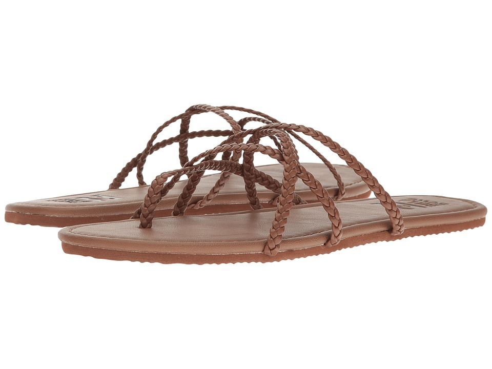 Billabong - Crossing It (Desert Brown) Women's Shoes