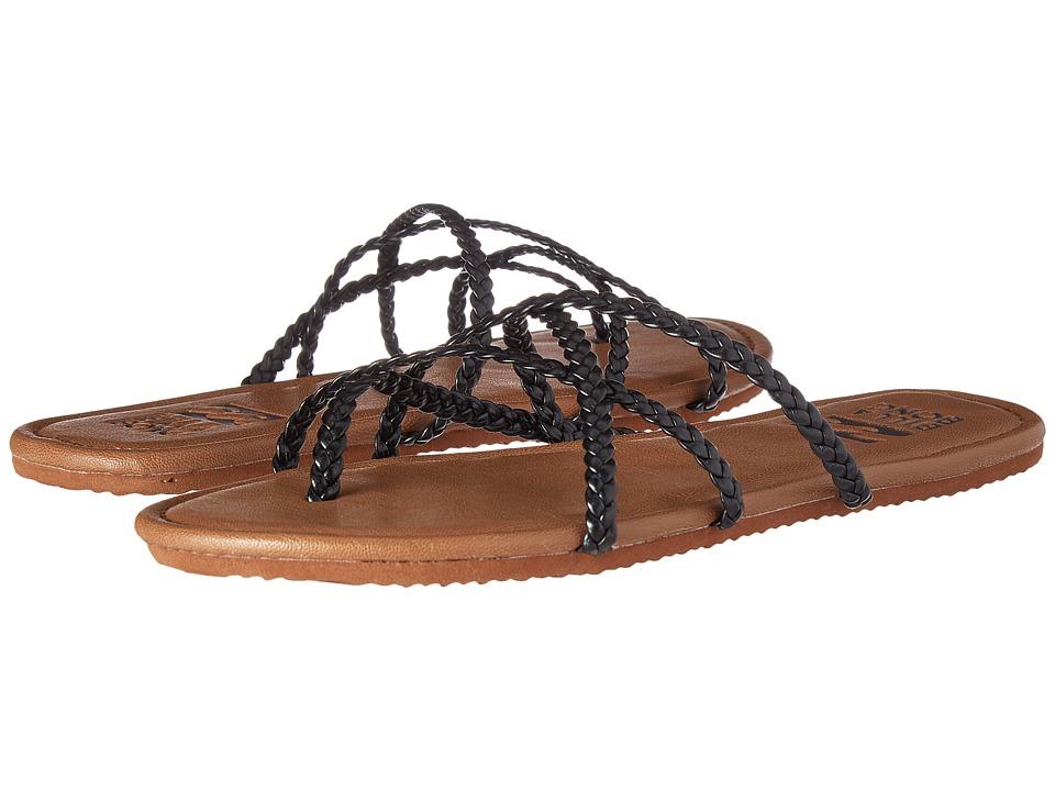 Billabong - Crossing It (Off-Black) Women's Shoes