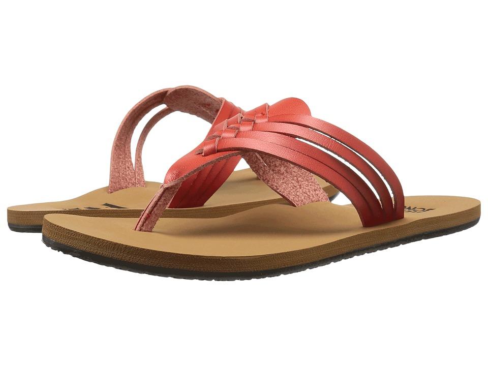 Billabong - Panama (Tango Red) Women's Shoes