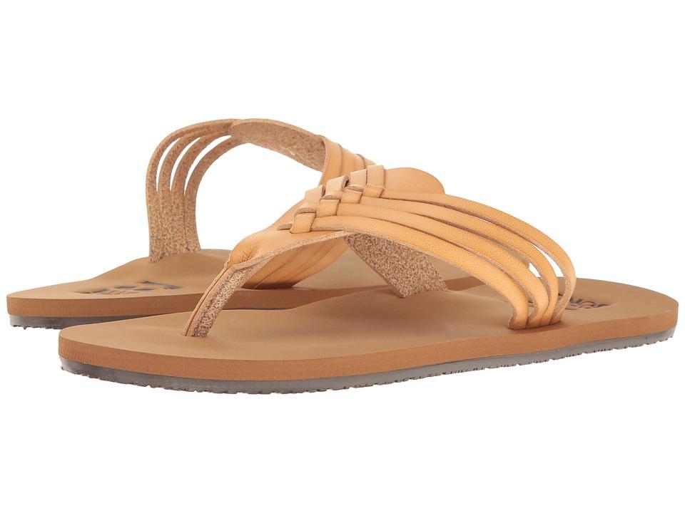 Billabong - Panama (Tan) Women's Shoes