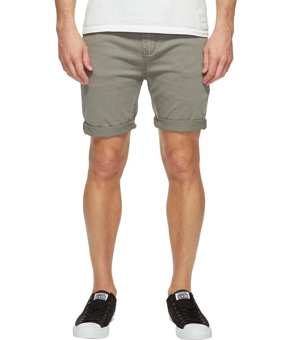 Globe - Goodstock Vintage Denim Walkshorts (Shroom) Men's Shorts