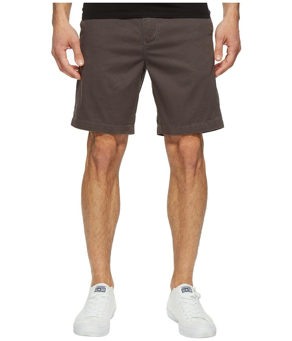 Globe - Goodstock Chino Walkshorts (Pewter) Men's Shorts
