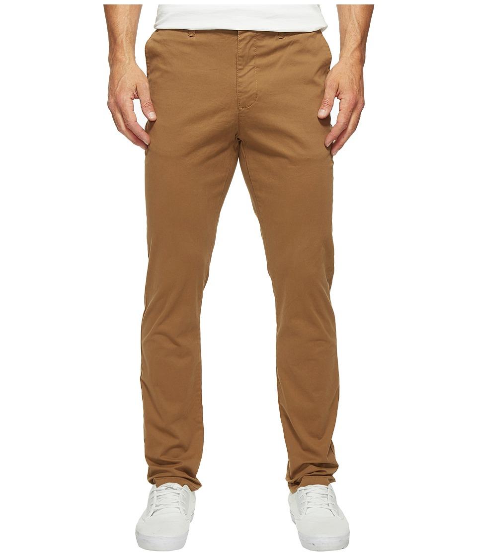Globe - Goodstock Chino Pants (Taupe) Men's Casual Pants