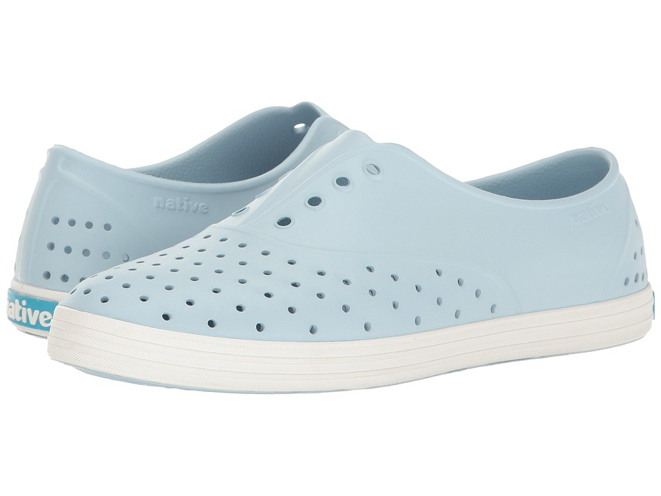 Native Shoes - Jericho (Air Blue/Shell White) Women's Shoes