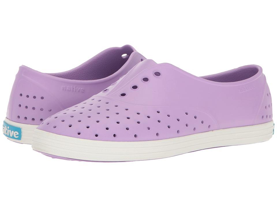 Native Shoes - Jericho (Lavender Purple/Shell White) Women's Shoes