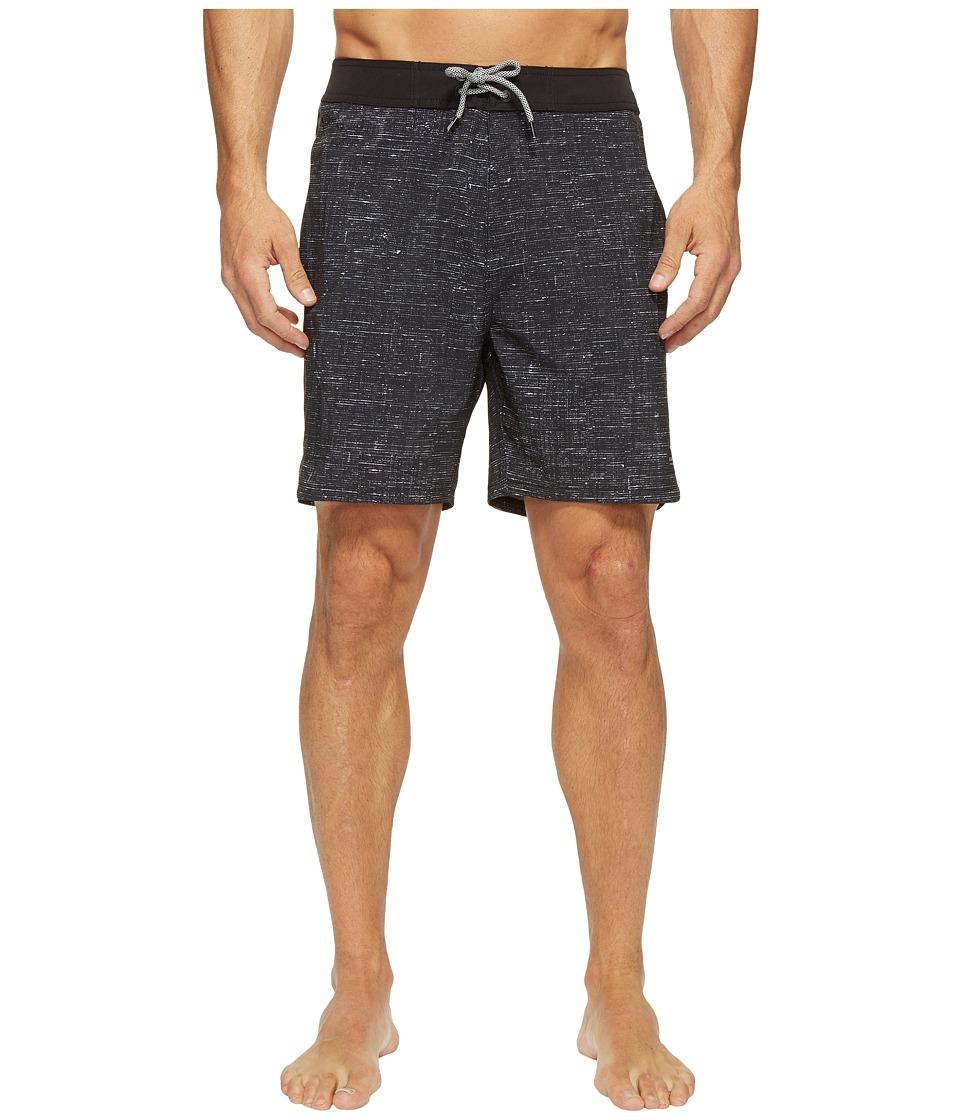 Globe Spencer 2.0 Boardshorts (Black) Men