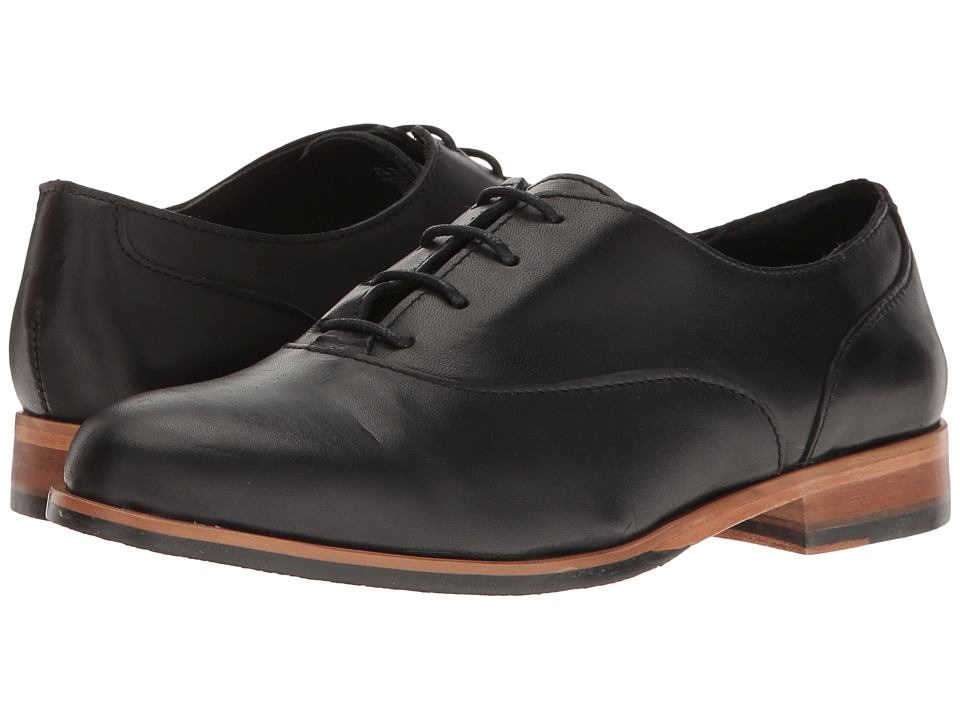 Wolverine Jude Oxford (Black Leather) Women